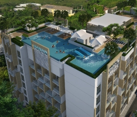 Water Park Condominium Promotional Image 2
